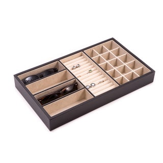 Bey Berk Open Face Valet Tray