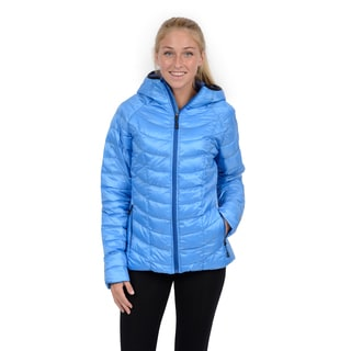 Champion Women's Featherweight Insulated Hooded Jacket