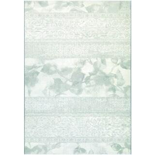 Couristan Marina Valletta/ Pearl Rug (9'2 x 12'9)