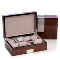 Bey Berk Brown Watch Boxes