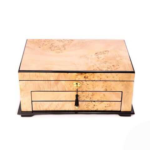 Bey Berk 3-level Lacquered Jewelry Case