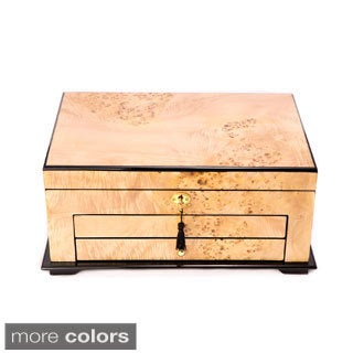 Bey Berk 3-level Lacquered Jewelry Case (Option: Tan)|https://ak1.ostkcdn.com/images/products/10428957/P17527231.jpg?_ostk_perf_=percv&impolicy=medium