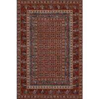 Couristan Old World Classics Pazyrk Antique Red Rug - 9'10 x 13'9