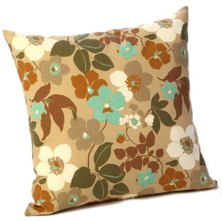 floral 20x20 Throw Pilow