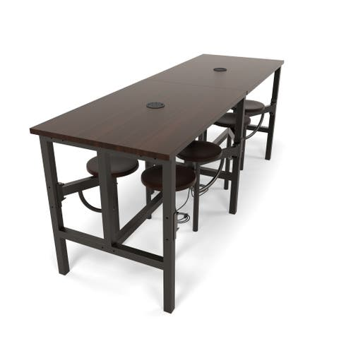 Carbon Loft Maisie Standing Height 8-seater Table
