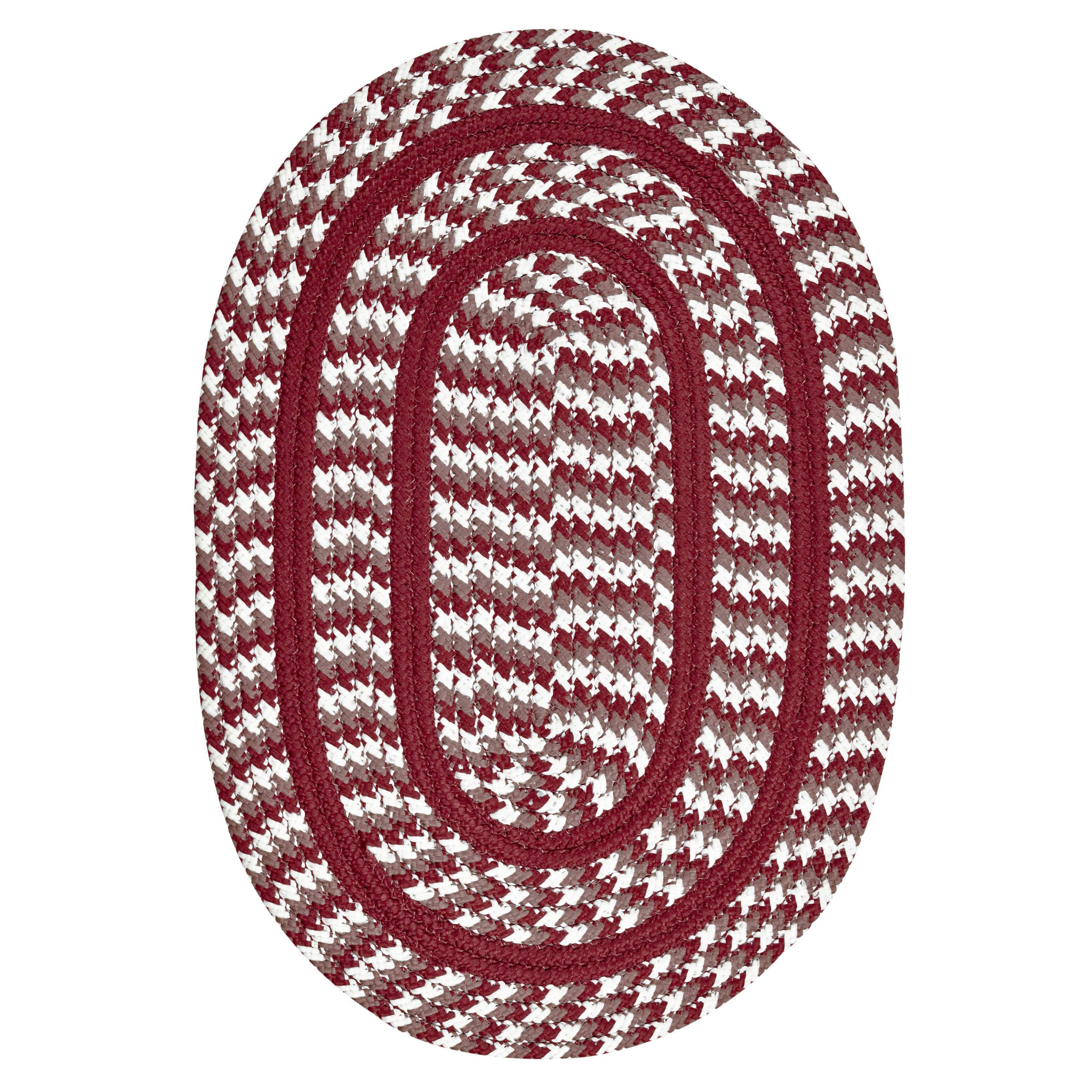 Crescent Indoor/Outdoor Braided Area Rug (8' x 10') (As I...