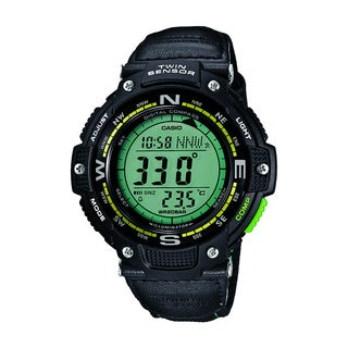 Twin Sensor Watch Blue Green Light