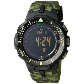 ProTrek Triple Sensor Watch Green