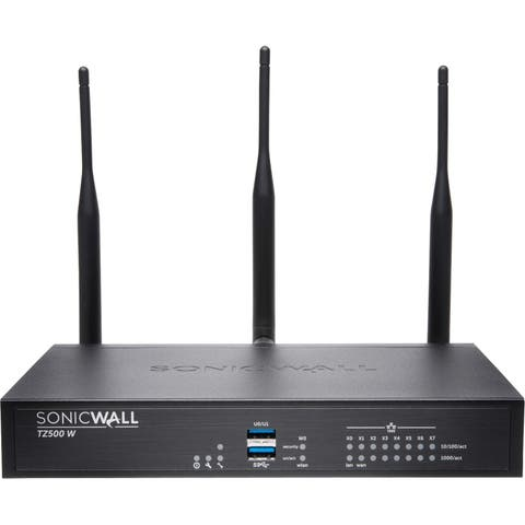 SONICWALL TZ500 WIRELESS-AC SECURE UPGRADE PLUS 3YR