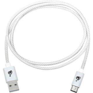 IOGEAR Charge & Sync Flip Pro - USB-C to Reversible USB-A Cable