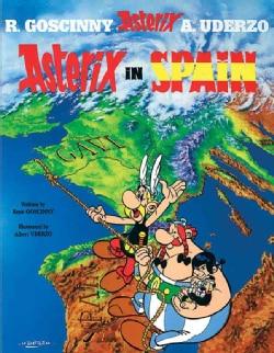 Asterix in Spain (Paperback)