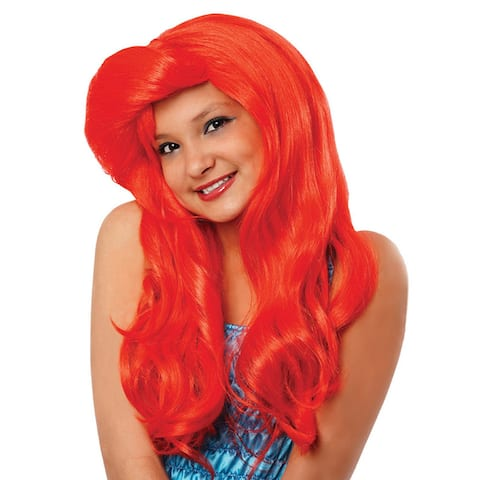 Girl's The Little Mermaid Ariel Wig