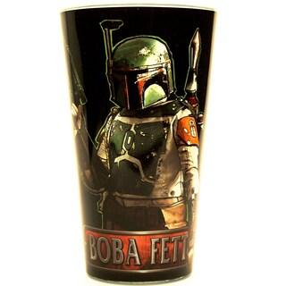 Star Wars Boba Fett 16-ounce Pint Glass
