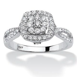 10k Gold 1/2ct TDW Diamond Ring
