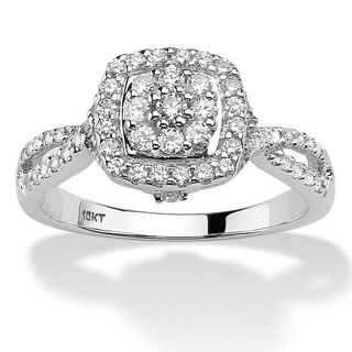 10k Gold 1/2ct TDW Diamond Ring