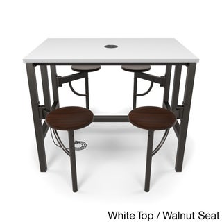 OFM Endure Series Standing Height Four Seat Table (2 options available)