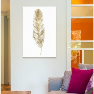 Blakely Home 'Feather' Canvas Art