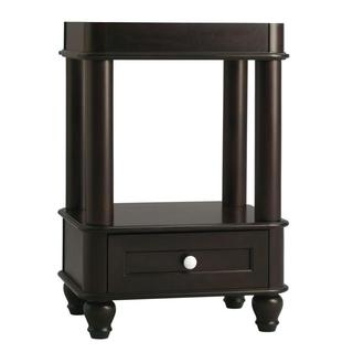 Kohler Bancroft 24 inch Width x 20 inch Depth x 31.25 inch Height Birch Petite Vanity Cabinet Only in Black Forest