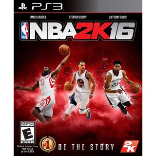 NBA 2K16 STND EDITION PS3