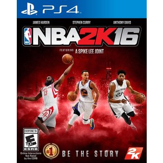 NBA 2K16 STND EDITION PS4