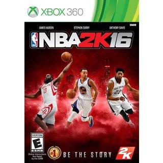 NBA 2K16 STND EDITION X360