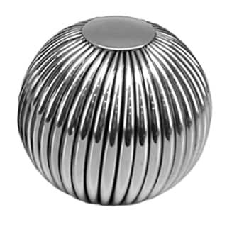 Raya 5-inch Striped Sphere