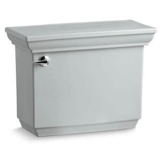 Kohler Memoirs 1.28 GPF Toilet Tank Only with AquaPiston Flush Technology in Ice Grey