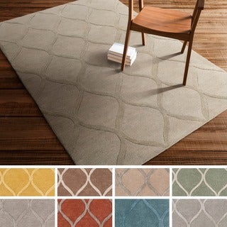 Hand-Tufted Lechlade Wool Rug (3' x 5')
