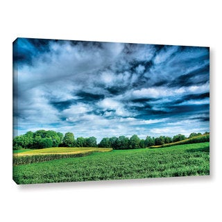 ArtWall Steve Ainsworth 'Field Of Dreams' Gallery-wrapped Canvas