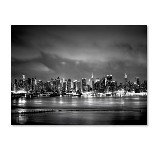 Preston 'New York Skyline' Canvas Art