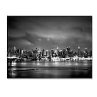 Preston 'New York Skyline' Canvas Art
