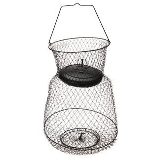 Eagle Claw Fish Basket Floating Wire Medium 13-inch x 18