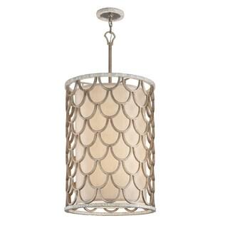 Corbett Lighting Koi 8-light Pendant
