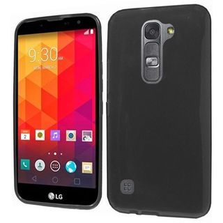 Insten Frosted TPU Rubber Candy Skin Phone Case Cover For LG Volt 2