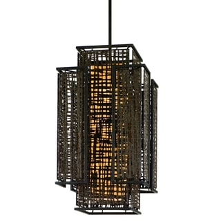 Corbett Lighting Shoji 4-light Large Entry Pendant