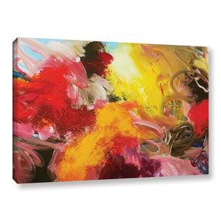 ArtWall Allan Friedlander 'Morning Burst' Gallery-wrapped Canvas