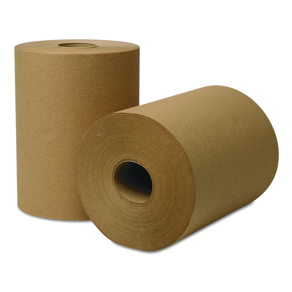 Wausau Paper Ecosoft Universal Natural Roll Towels Pack