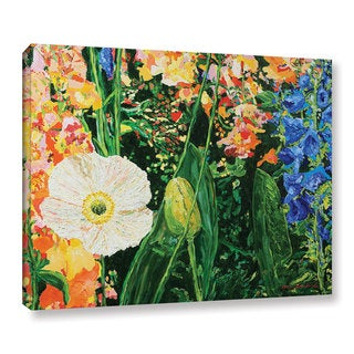 ArtWall Allan Friedlander 'Only Pick The Best' Gallery-wrapped Canvas