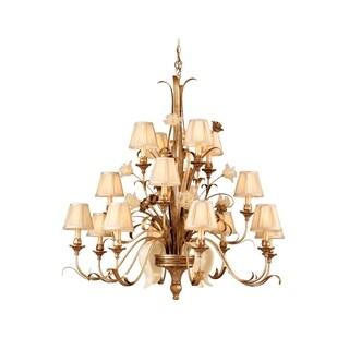 Corbett Lighting Tivoli 16-light Chandelier