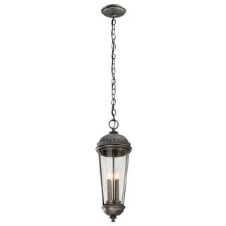 Troy Lighting Ambassador 4-light Hanging Medium Lantern