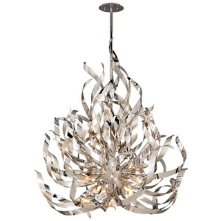 Corbett Lighting Graffiti 12-light Pendant