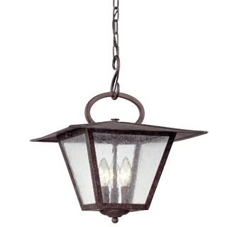 Troy Lighting Potter 3-light Hanging