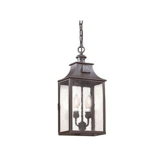 Troy Lighting Newton 2-light Hanging Lantern