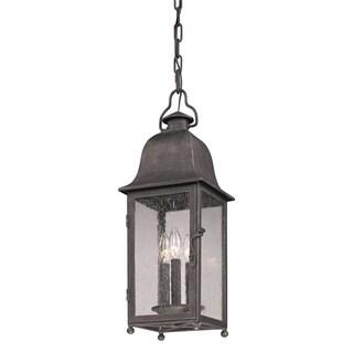 Troy Lighting Larchmont 3-light Hanging Lantern