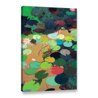 ArtWall Allan Friedlander 'Summer Rays' Gallery-wrapped Canvas