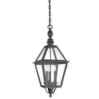 Troy Lighting Townsend 3-light Hanging Lantern