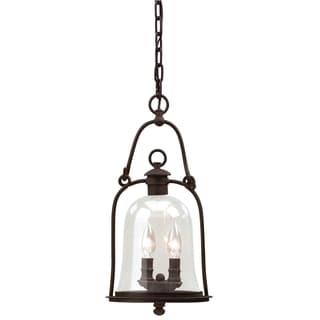 Troy Lighting Owings Mill 2-light Hanging Lantern