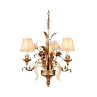Corbett Lighting Tivoli 3-light Chandelier