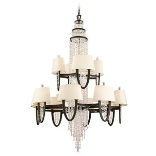 Corbett Lighting Viceroy 16+8-light Chandelier