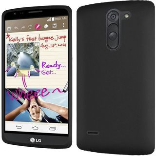 Insten Hard Snap-on Rubberized Matte Phone Case Cover For LG G3 Stylus